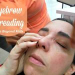 Experiencing Eyebrow Threading For Better Shaping