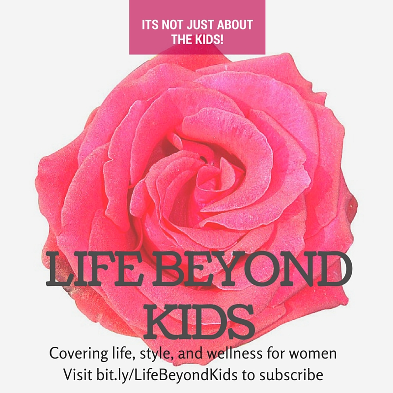 Life Beyond Kids is a lifestyle website for women covering the general areas of life, style and wellness.