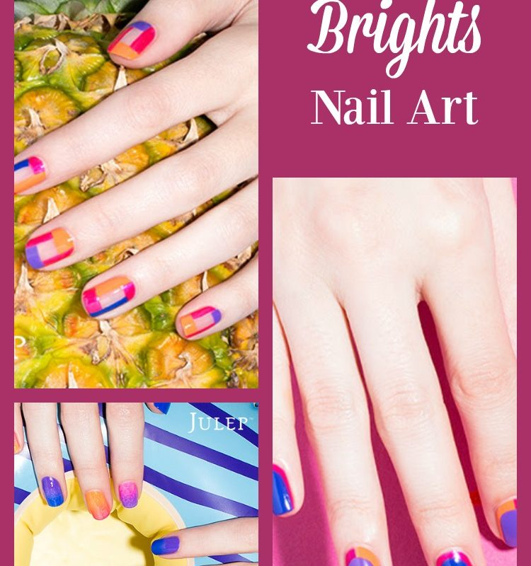Summer Brights Nail Looks