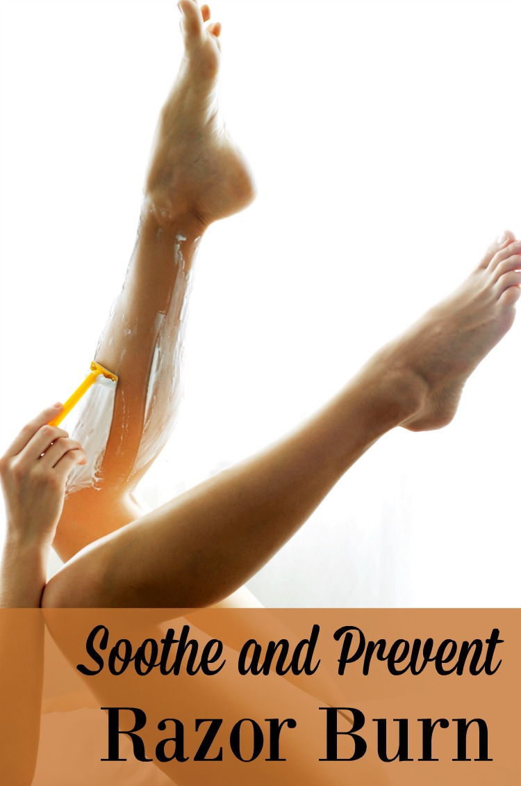 Summer weather means many women will be shaving for a smooth look. Grab these tips for how to soothe and prevent razor burn.
