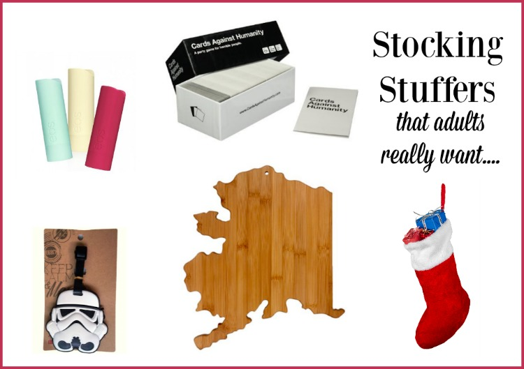 Stocking Stuffers That Adults Really Want