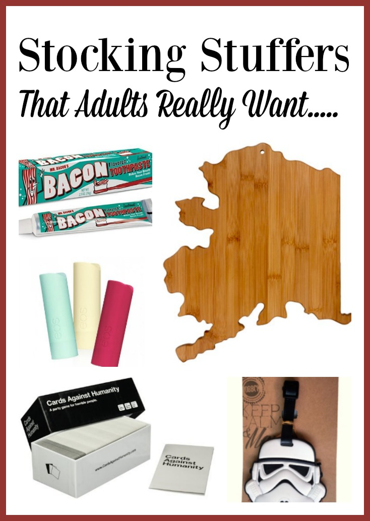 Stocking stuffers that adults really want life beyond kids Unique stocking stuffers adults