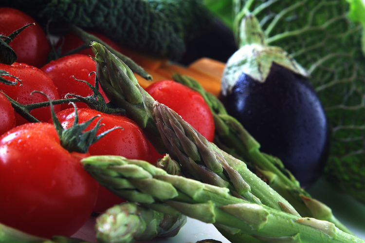 Vegetables are a cornerstone of the Mediterranean Diet