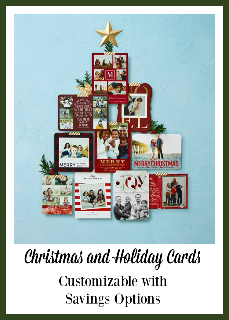 Need to order Christmas or Holiday Cards? Check out the selection and specials through Tiny Prints.