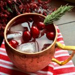 Try a New Drink This Holiday Season: Cranberry Moscow Mule