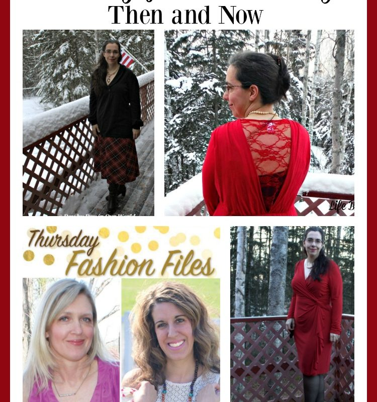 Thursday Fashion Files: Holiday Outfits