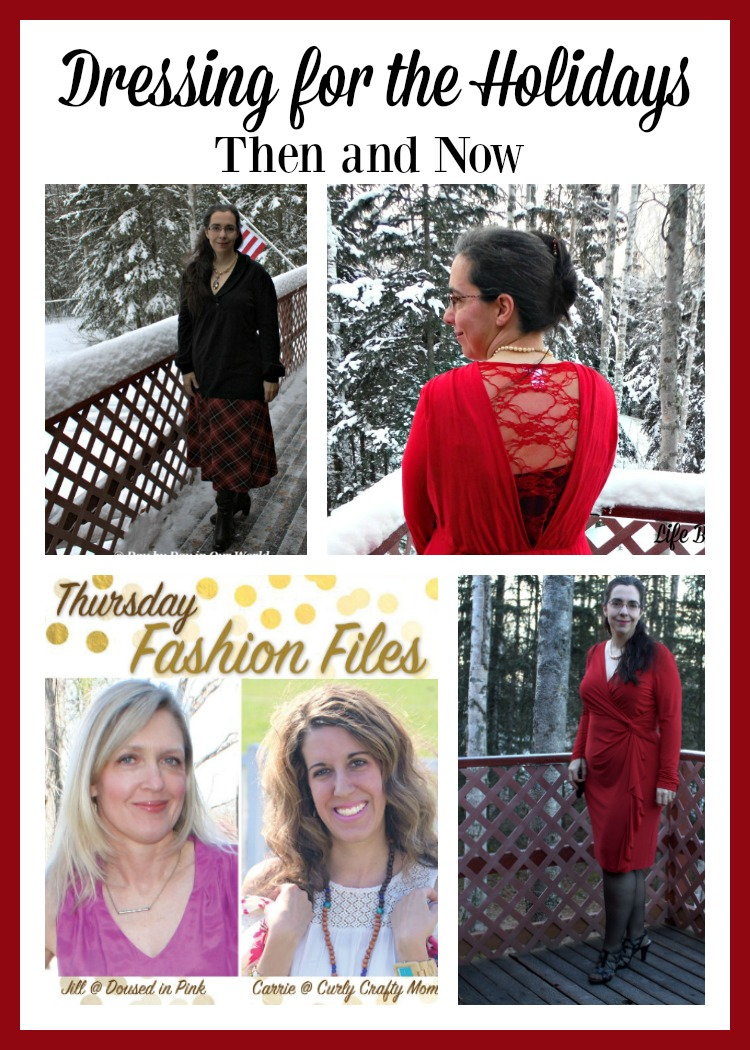 Sharing how I am dressing for the holidays.