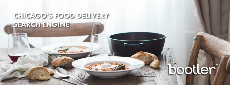 Bootler Removes the Headache of Finding Food Delivery in Chicago