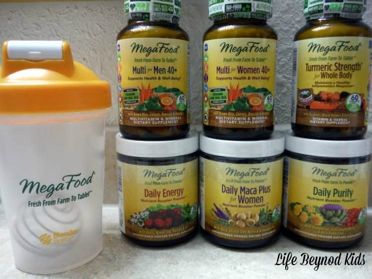 MegaFood: Supplements to Close the Nutritional Gap