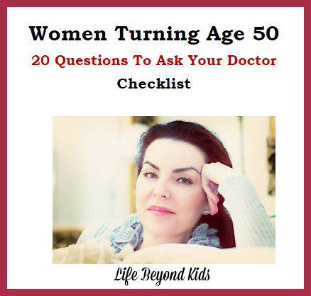 20 Questions to Ask Your Doctor Compliments of Life Beyond Kids