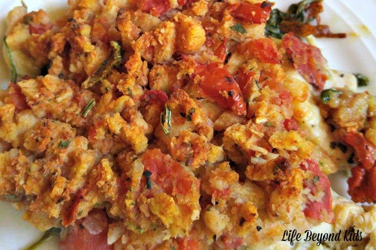 Bruschetta Chicken that is Simple to Make and Quite Tasty