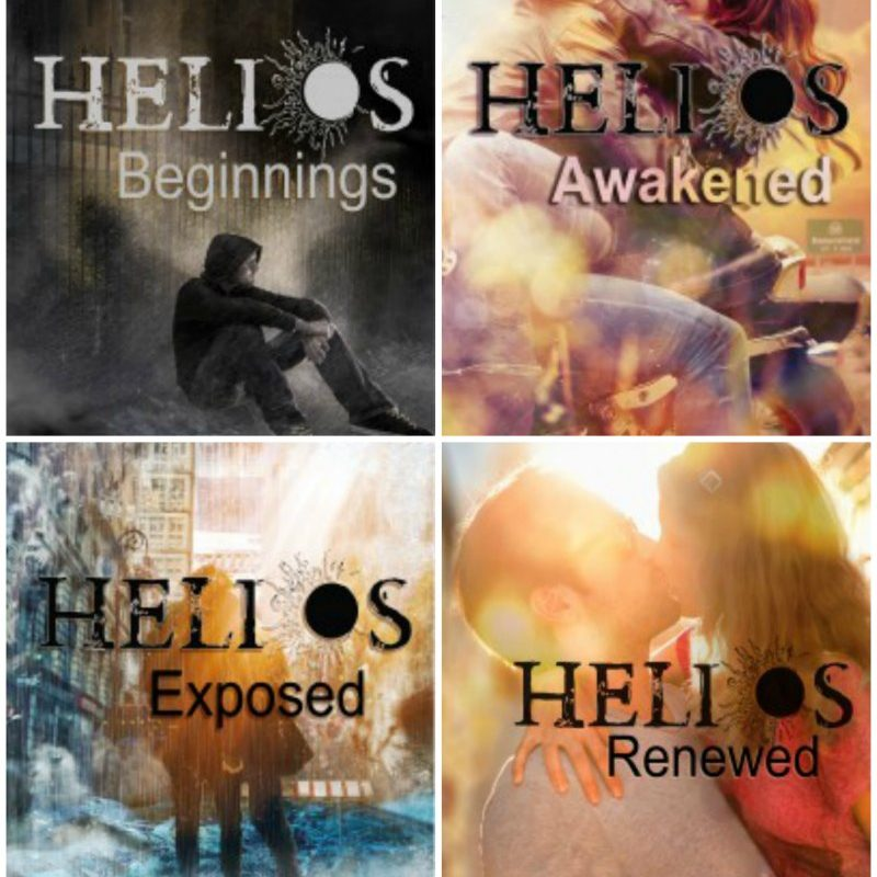 The Helios Chronicles: An Adult Romance Series