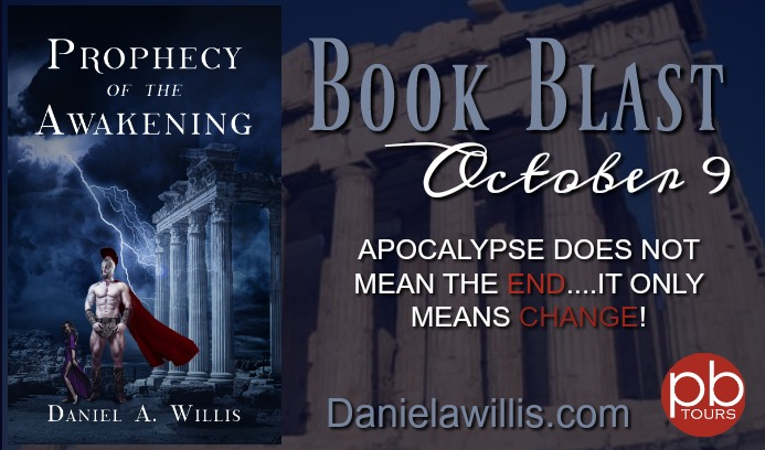 Book Blast: Prophecy of the Awakening