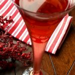Sparkling Pomegranate Cocktail for Holiday Gatherings